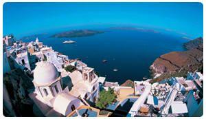 Su santorini sei qui grecia isole della grecia cicladi santorini